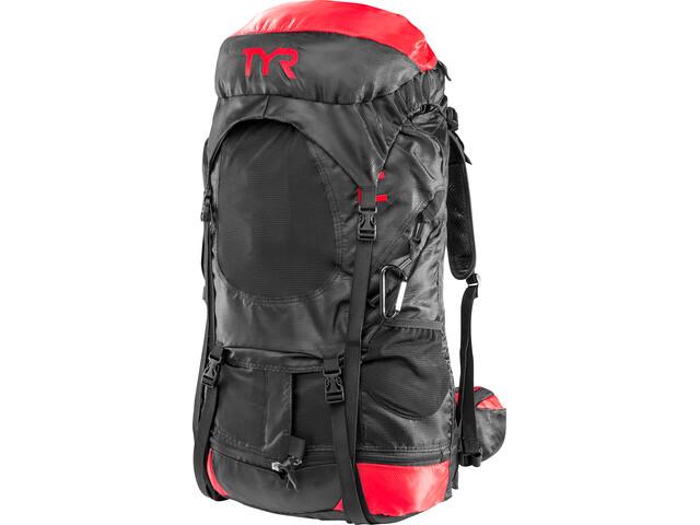 TYR Elite Transition Plecak pływacki czarny